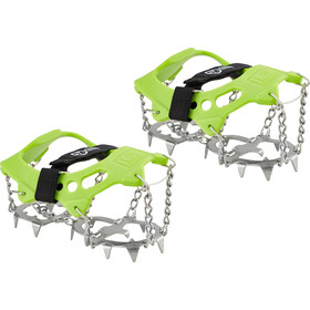 Climbing Technology Ice Traction Crampones Plus M, green